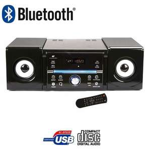 Chaîne HiFi Bluetooth Continental Edison CECH10CD