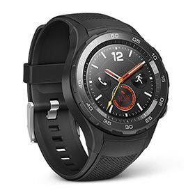 Montre connectée Huawei Watch 2 - 4G, Noire