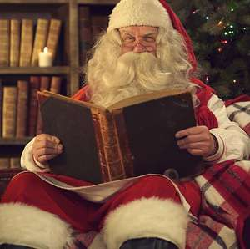 Messages vidéo personnalisés du Père Noël