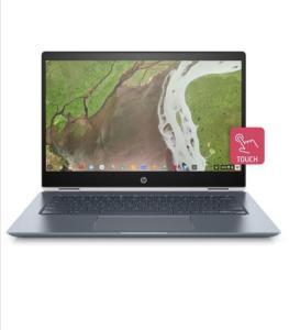 """PC portable HP 14"""" full HD Chromebook x360 14-da0000nf - i3-8130U, 8 Go de RAM, 64 Go en eMMC, Chrome OS"""