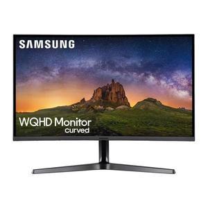 """Écran PC incurvé 27"""" Samsung Lc27JG50QQUXEN - WQHD, Dalle VA, 300 cd-m², 144 Hz (vendeur tiers)"""