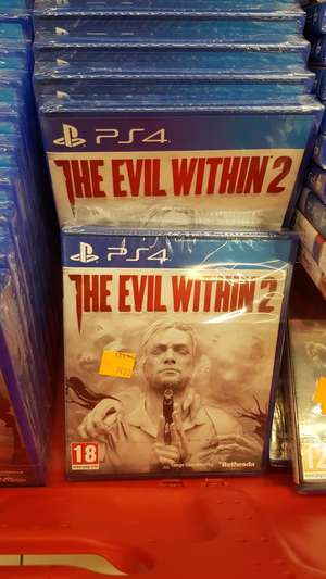 The Evil Within 2 sur PS4 - Chambourcy (78)