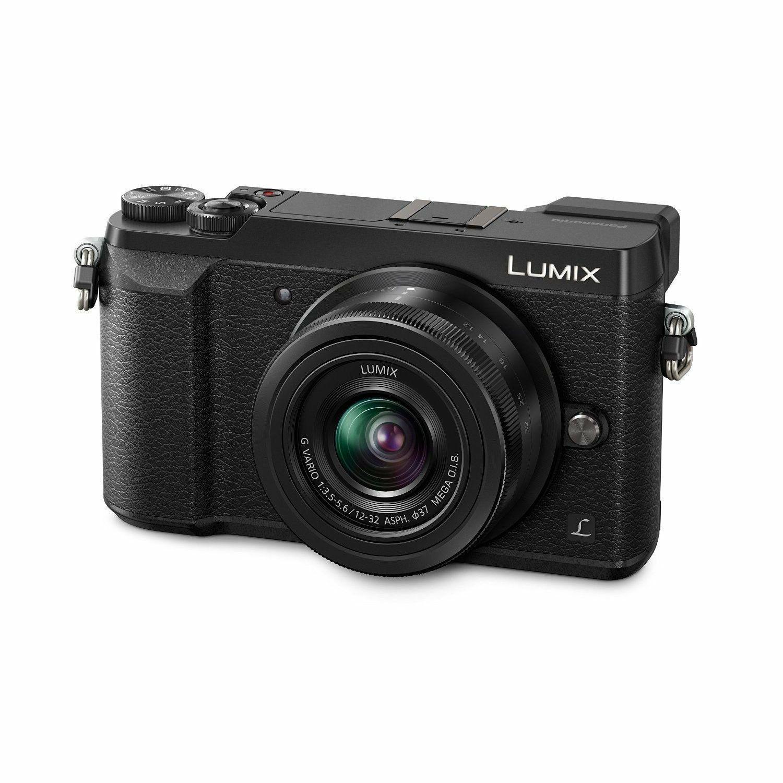 Appareil Photo Hybride Panasonic Lumix GX80 + Objectif 12-32mm