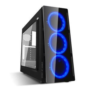 Boîtier PC Spirit of Gamer Deathmatch 5 - bleu