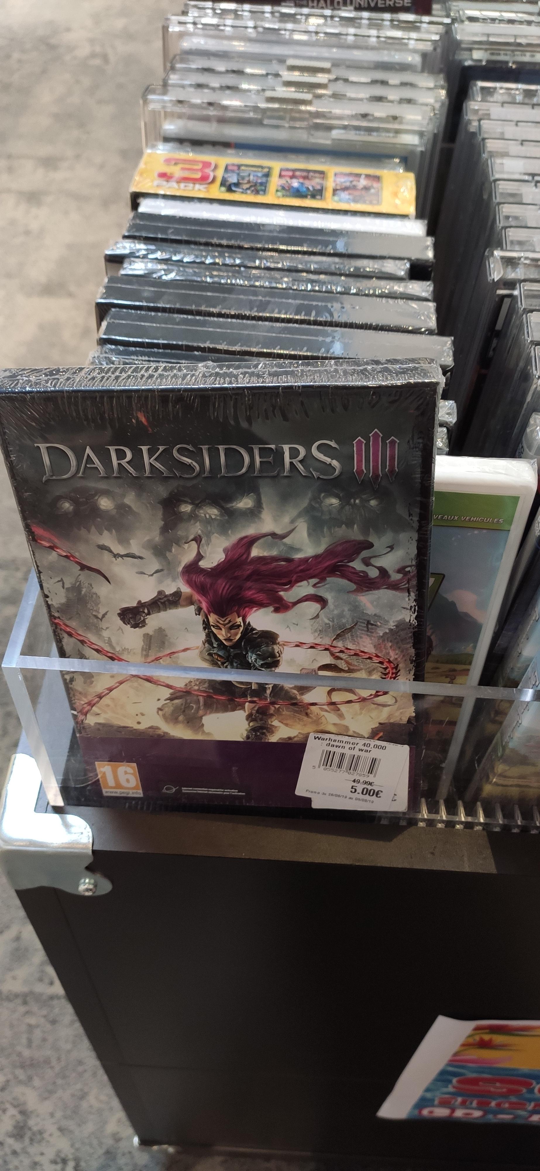 Sélection de jeux Xbox One / PS4 / 3DS / PC  en promotion (Ex: Darksiders 3 sur PC) - Checy (45)