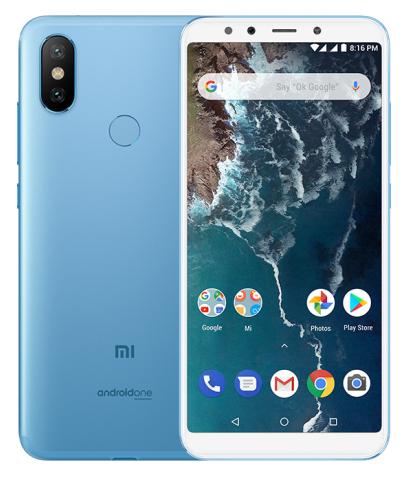 "Sélection de Smartphones en promotion - Ex: Smartphone 5.99"" Xiaomi Mi A2 - 64Go"