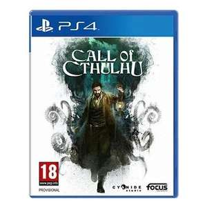Call of Cthulhu sur PS4 ou Xbox One