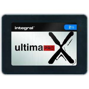SSD Interne 2.5 Integral Europe UltimaPro X - 2 To