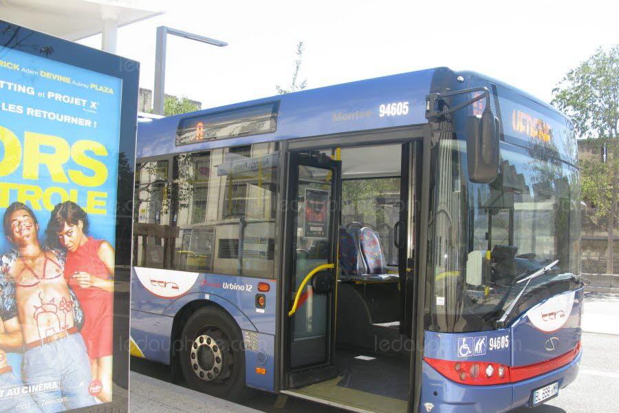 Transport en commun sur l'ensemble du réseau de Bus TCRA Gratuit - Avignon (84)