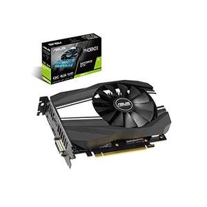 Carte Graphique Asus GeForce GTX 1660 Ti  PH-GTX1660TI-O6G - 6 Go GDDR6