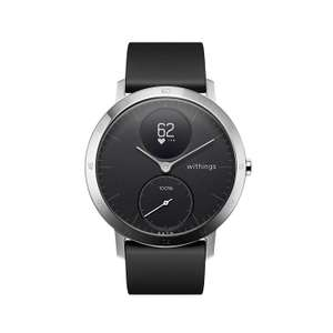 Montre connectée hybride Withings Nokia Steel HR