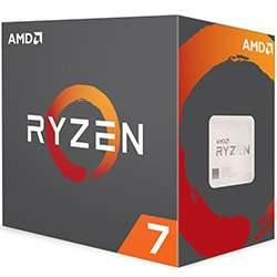Processeur AMD Ryzen 7 1700X - 3.4 GHz