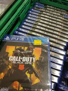Call Of Duty Black Ops 4 sur PS4 & Xbox One