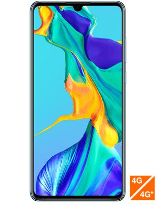 """Smartphone 6.1"""" Huawei P30 Dual SIM (Coloris au choix) - Full HD+, Kirin 980, RAM 6Go, 128Go + une montre Huawei Watch GT OFFERTE"""