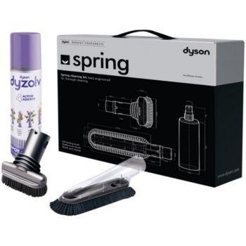 Kit Brosses Dyson Spring Cleaning pour Aspirateurs
