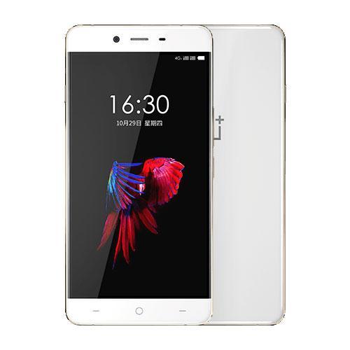 "Smartphone 5"" OnePlus X Blanc (Snapdragon 801 Quad-core 2.3 GHz, 3 Go RAM, 16 Go ROM)"