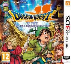Dragon Quest VII : La Quête des vestiges du monde sur Nintendo 3DS