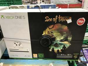 Pack Console Xbox One S (Blanc) - 1To + Sea of the thieves - Mondeville 2 Caen (14) / Saint-Herblain (44)