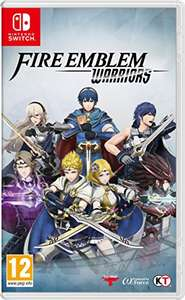 Fire Emblem Warriors sur Nintendo Switch