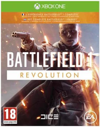 Jeu Battlefield 1 sur Xbox One - Revolution Edition (via l'application)