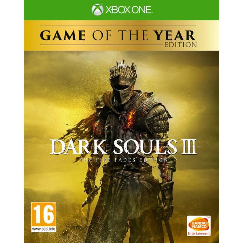 Dark Souls 3 Fire Fades Edition Goty sur Xbox One (Via Application Mobile)