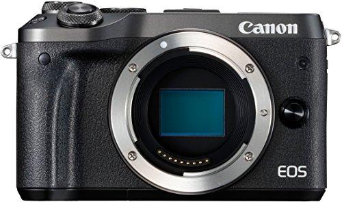 Appareil Photo Hybride Canon EOS M6 -  Boîtier Nu
