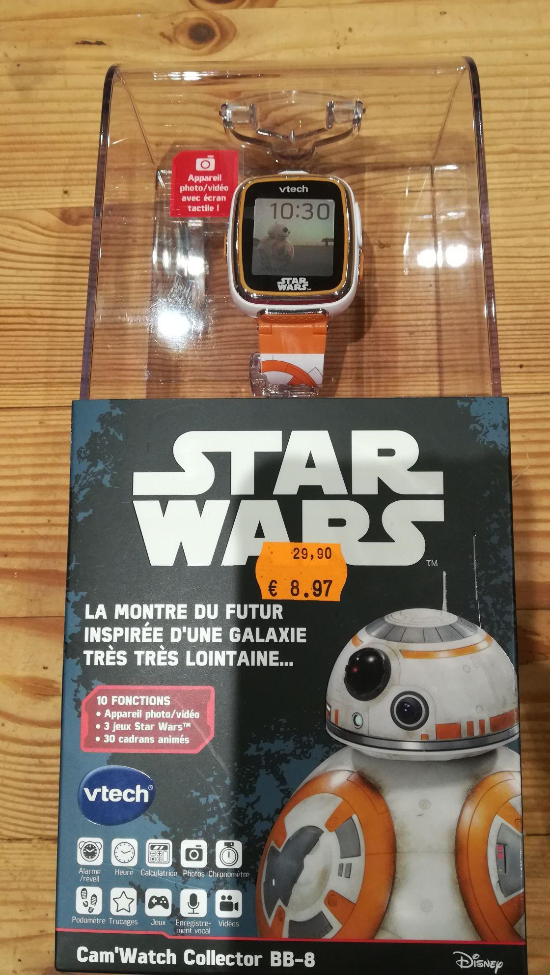 Montre VTech BB8 Star Wars - Quetigny (21)