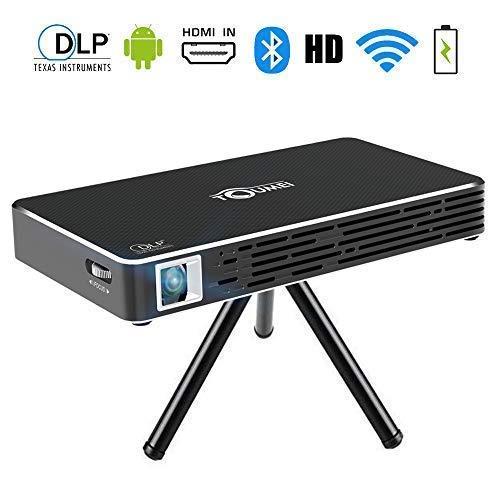 Mini Vidéoprojecteur Toumei C800S (Via Coupon - Vendeur Tiers)