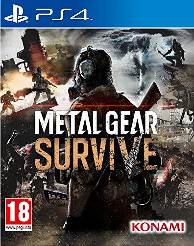 Metal Gear Survive sur PS4 (Via Application Mobile)