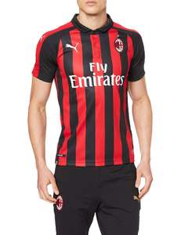 Maillot de Football Puma Milan AC Domicile 2018/19 - Taille XL