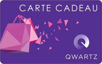 Rosedeal : Centre commercial Qwartz (92) - Carte cadeau d'une valeur de 30€