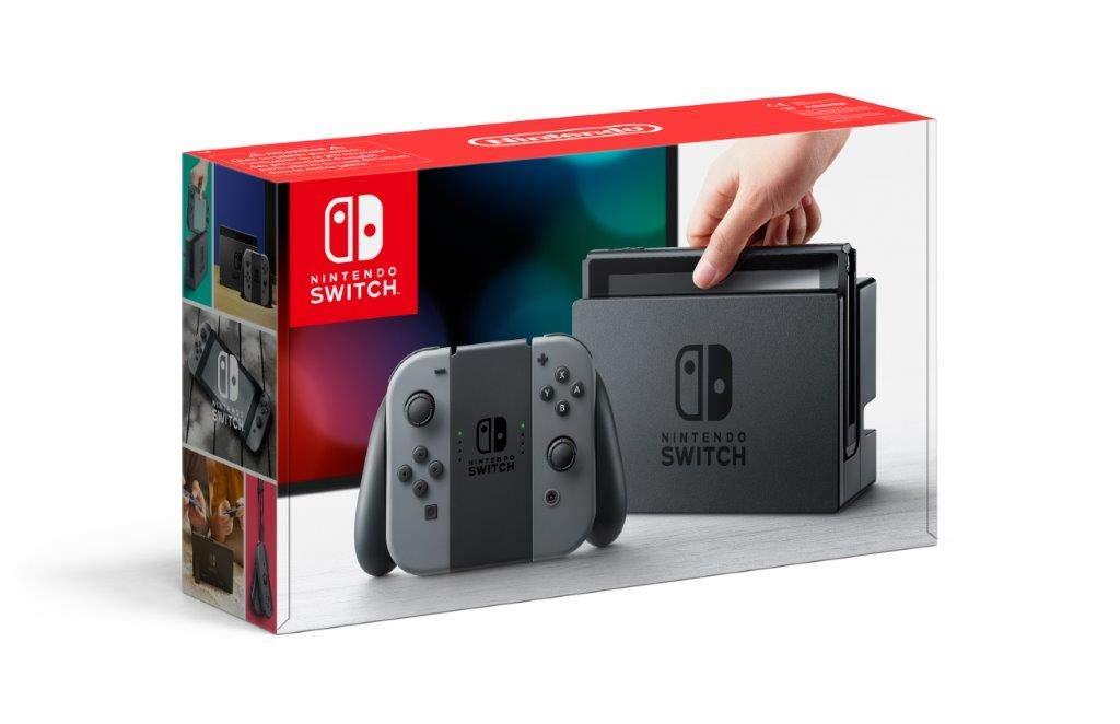 Console Nintendo Switch - Gris