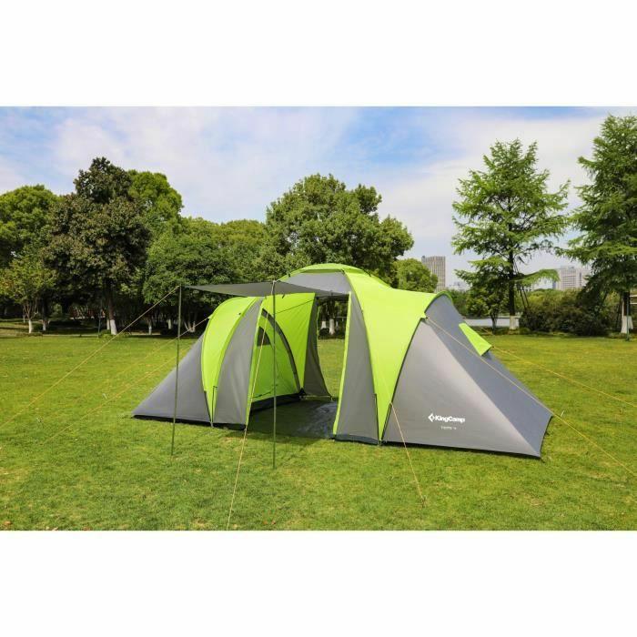 Tente dome familliale King Camp pour 4 personnes