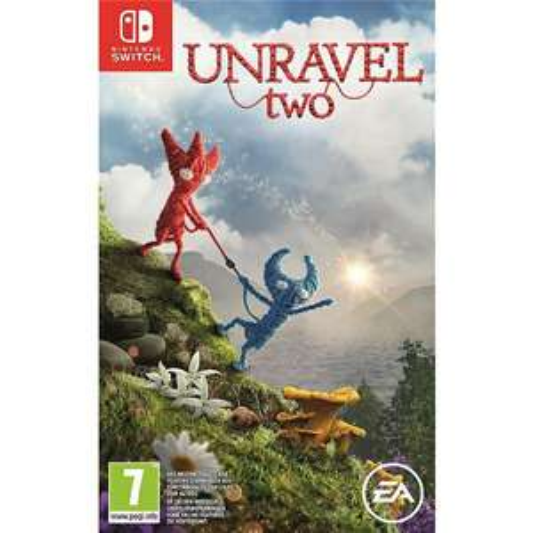 Unravel 2 sur Nintendo Switch