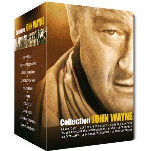 Coffret John Wayne -10 DVD