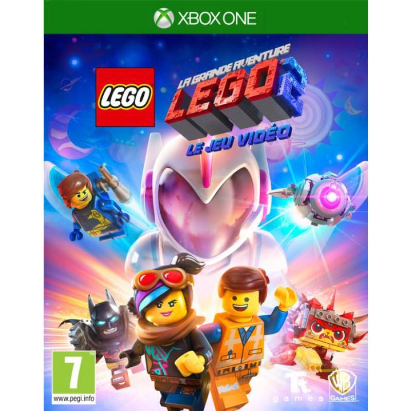 La Grande Aventure Lego 2 Le Jeu Vidéo sur Xbox One
