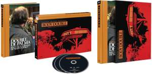 Coffret Blu-ray Body Double édition ultra collector n°1  (1 BD, 2 DVD, 1 livre de 200 pages, inclus 50 photos inedites)