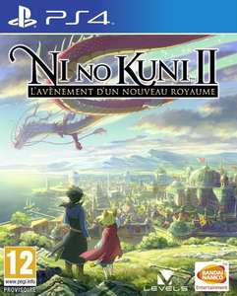 Ni No Kuni L'avènement D'un Royaume sur PS4 (Via l'Application)