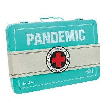 Jeu de société Pandemic - 10ème anniversaire