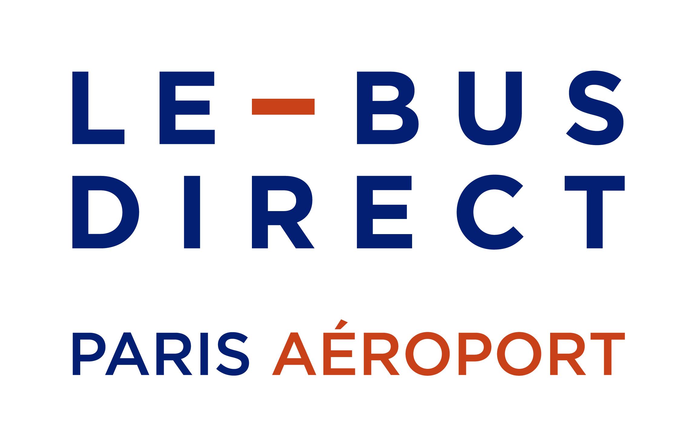 Billet de Bus vers Aéroport CDG ou Orly depuis Paris via Le Bus Direct