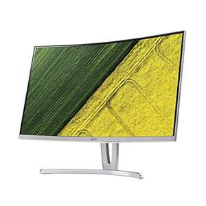 "Ecran incurvé PC 27"" Acer ED273wmid (Full HD, 1.920 x 1.080, 4ms, DVI, HDMI, VGA, Audio)"