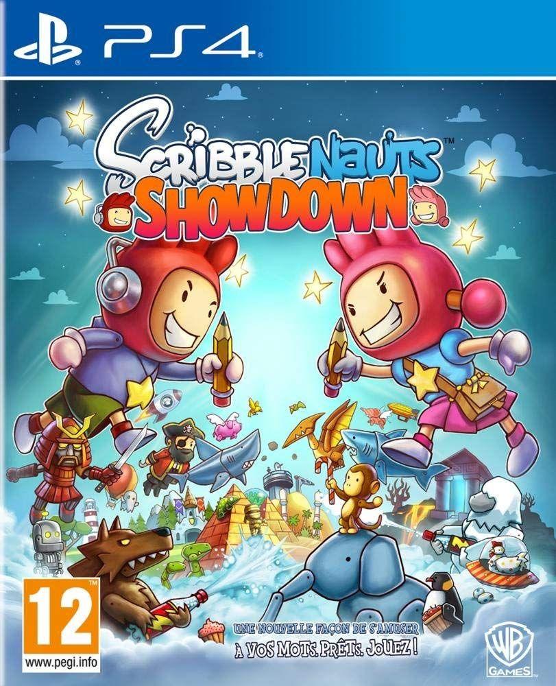 Scribblenauts Showdown sur PS4