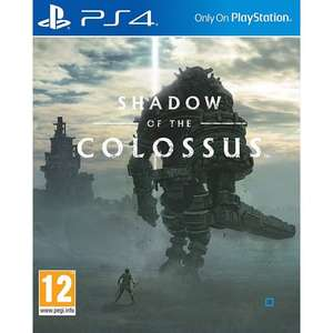 Jeu Shadow of the Colossus sur PS4