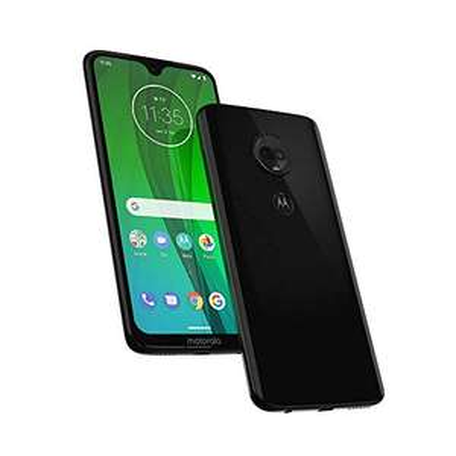 """Smartphone 6.2"""" Motorola G7 - 4 Go de RAM, 64 Go, Noir"""