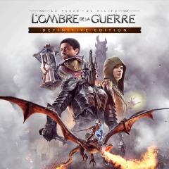 [PS+] L'Ombre de la Guerre - Definitive Edition sur PS4 (Dématérialisé)