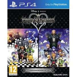 Kingdom Hearts HD 1.5 + 2.5 ReMIX sur PS4 (+ 0,75€ en Super Points)
