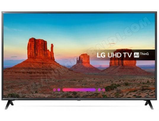 """TV LED LG 65"""" 65UK6300 - UHD 4K, HDR, Smart TV"""