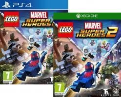 Lego Marvel Super Heroes 2 sur PS4 et Xbox One