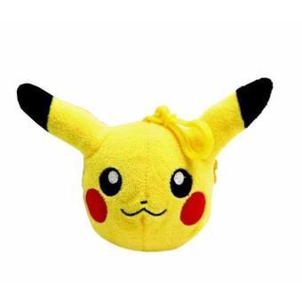 Peluche porte-clef Pokémon Pikachu - 7cm