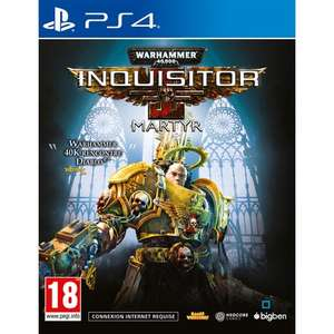 Warhammer 40.000 Inquisitor Martyr PS4